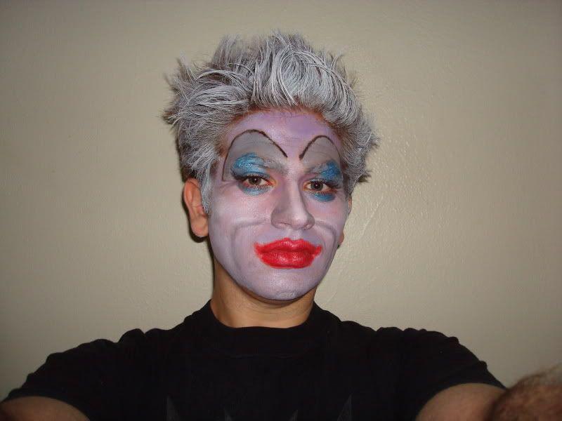 Theatrical makeup DSC01802