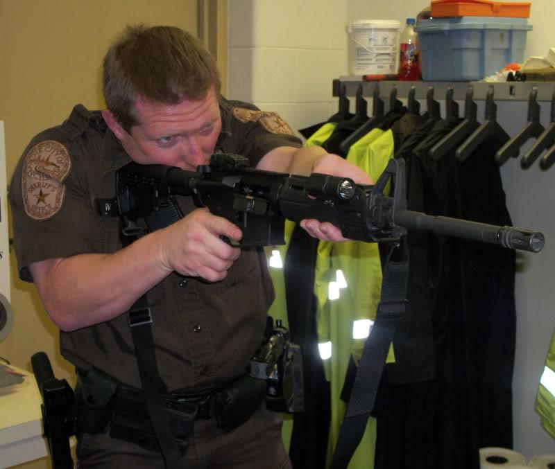 AB Arms MOD1/LTF Hand Guard Review ABArmsAim1