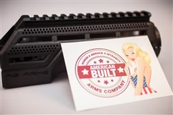 AB Arms MOD1/LTF Hand Guard Review ABMOD1