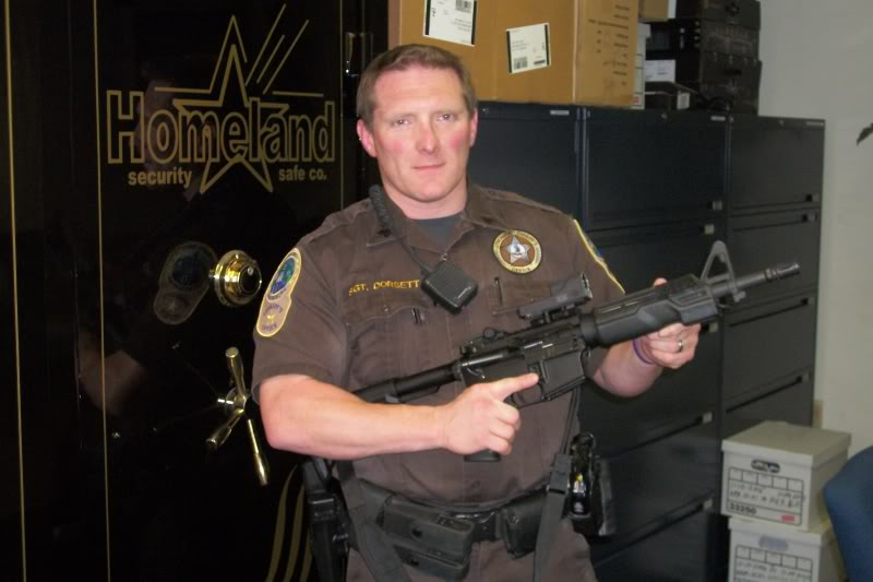 AB Arms MOD1/LTF Hand Guard Review SgtWDorsett