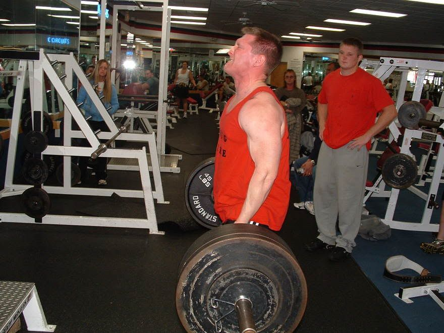 """ Your Passion "" Deadlift"
