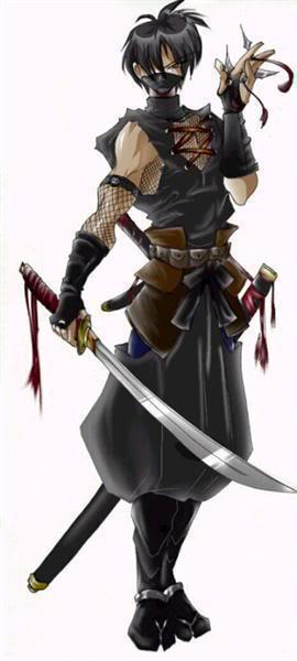 Mikoto Tomoshibi [WIP] Ninja