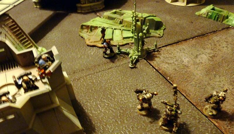 """Calixis """"kill Team"""" Wh40k Campaign G1t4chaosadvance"""