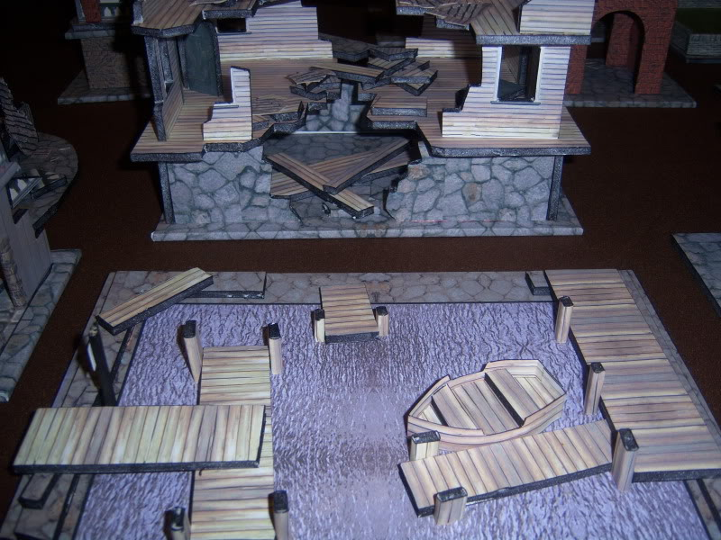 Terrain for the lazy Harbour