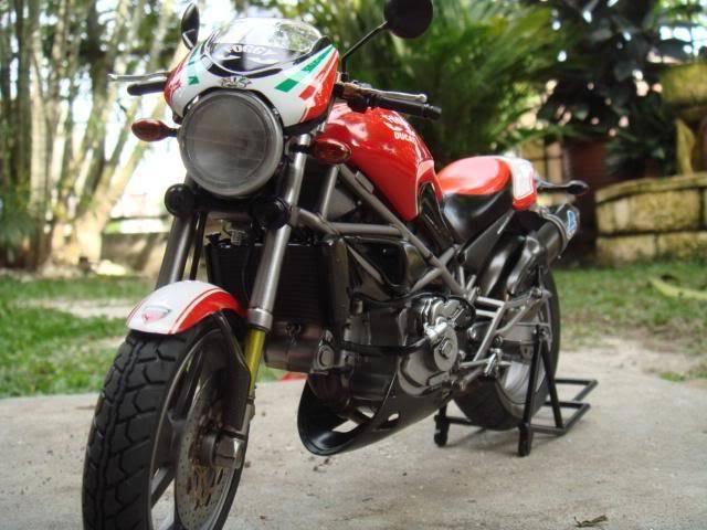 1/9 Ducati Monster S4 Foggy DSC01486