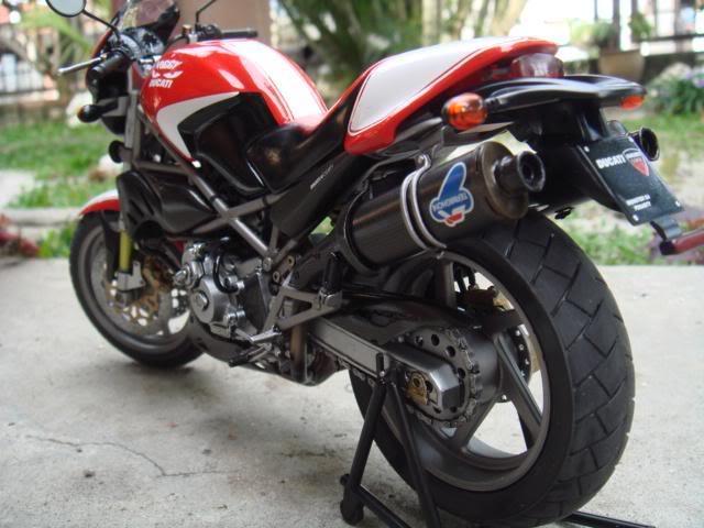 1/9 Ducati Monster S4 Foggy DSC01488