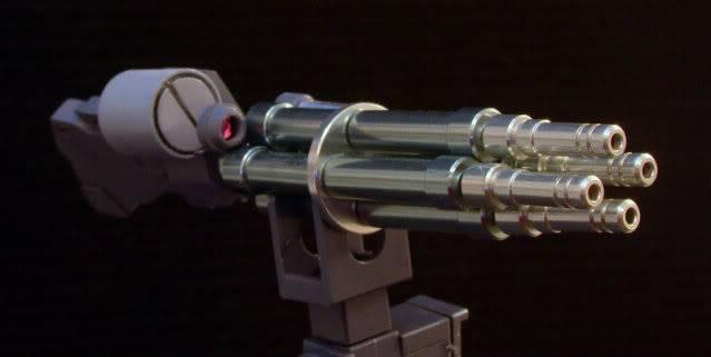 RS-0011 S.A.G.E. MG unicorn Gatling gun RESIN KIT 11080729867111_20