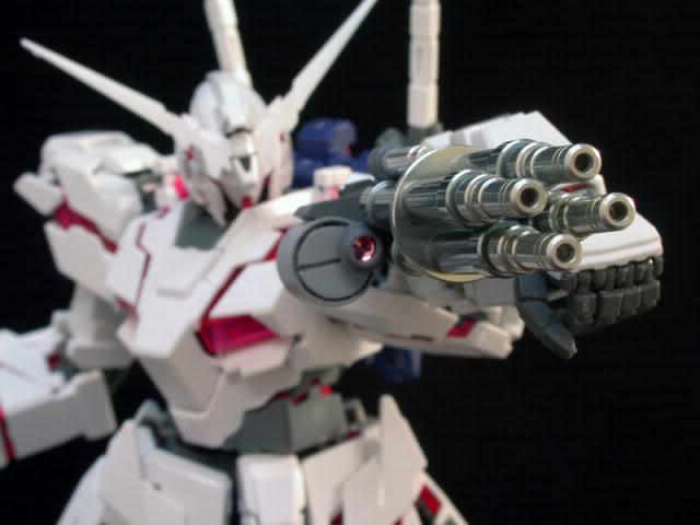 RS-0011 S.A.G.E. MG unicorn Gatling gun RESIN KIT 11080729867111_612