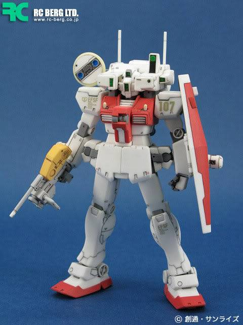 RS-0018 C3 RECKLESS 1/144 GM+detecter RESIN RECAST KIT翻版 11080902598317_194