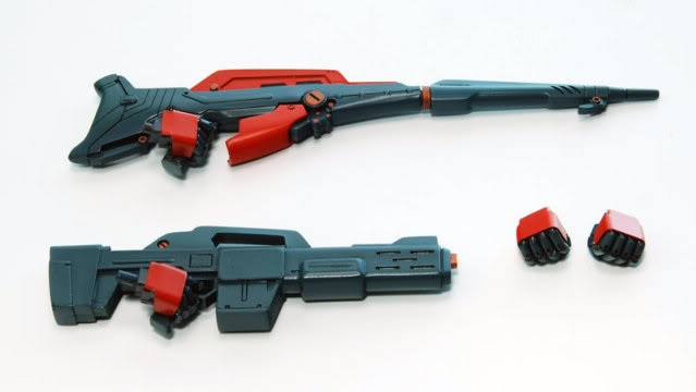 RS-0009 1/144 SAZABI weapon set RESIN RECAST KIT翻版 11080923907988_893
