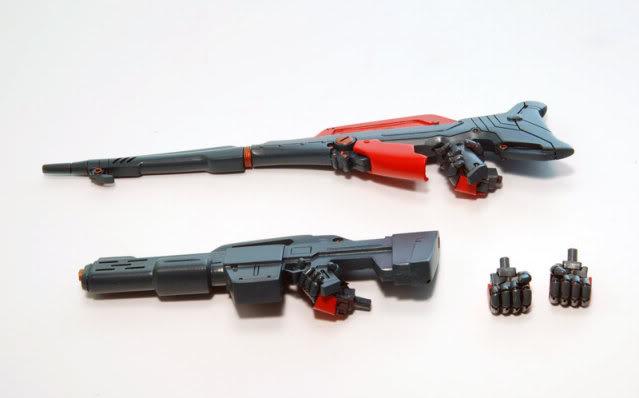 RS-0009 1/144 SAZABI weapon set RESIN RECAST KIT翻版 11080923907988_994