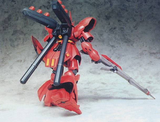 RS-0010 1/100 MG SAZABI assault rifle set RESIN RECAST KIT翻版 11080923929881_919