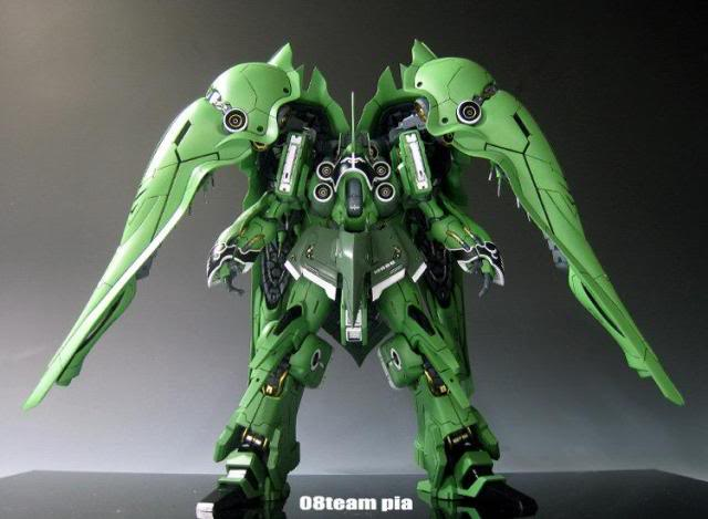 RS-0012 NEOGRADE 1/100 NZ-666 RESIN RECAST KIT翻版 11081203521183_324