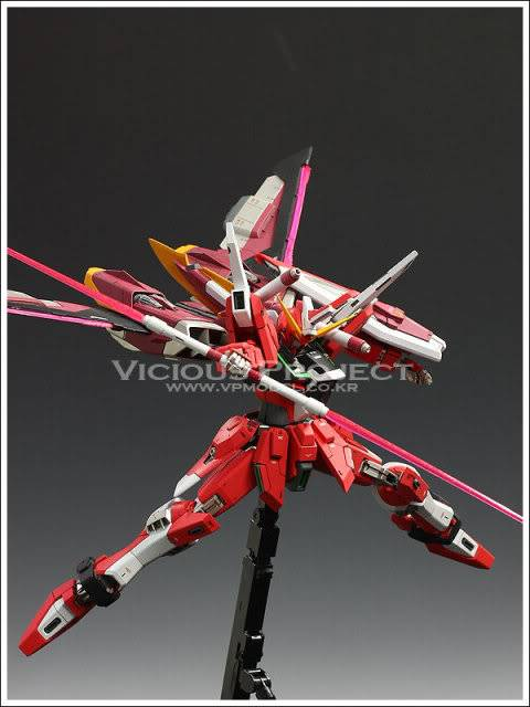 RS-0033 Vicious Project 1/100 Infinite Justice  RESIN RECAST KIT翻版 11090312109873_395
