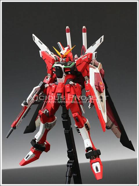 RS-0033 Vicious Project 1/100 Infinite Justice  RESIN RECAST KIT翻版 11090312109873_674