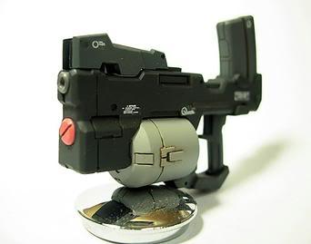 RS-0004 1/100 Machine Gun RESIN RECAST KIT翻版 RS000-4