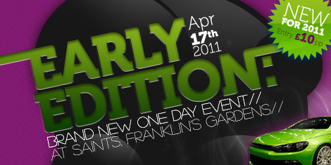 Early Edition38 - Photos now up!!! EarlyEdition