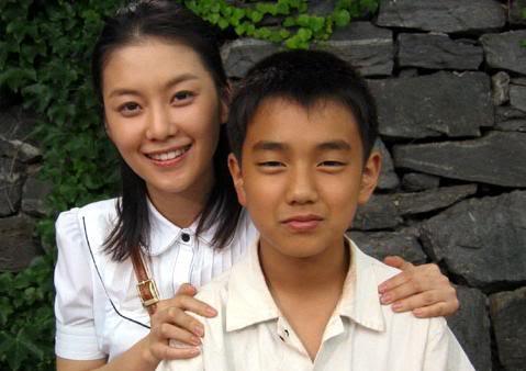 Yoo Seung Ho -->Kim Chun Chu YshPreciousFamily20044