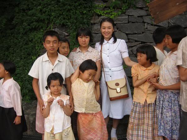 Yoo Seung Ho -->Kim Chun Chu YshPreciousFamily20045
