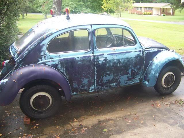 1963 Gulf Blue bug - Blue Bug III 100_1430