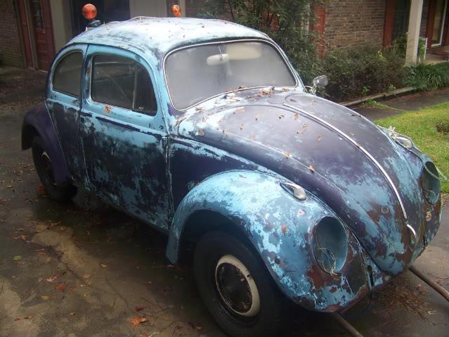 1963 Gulf Blue bug - Blue Bug III 100_1432