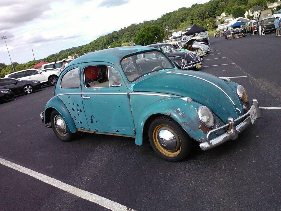 1963 Gulf Blue bug - Blue Bug III 574998_419332004761623_100000544810166_1511644_1886450574_n
