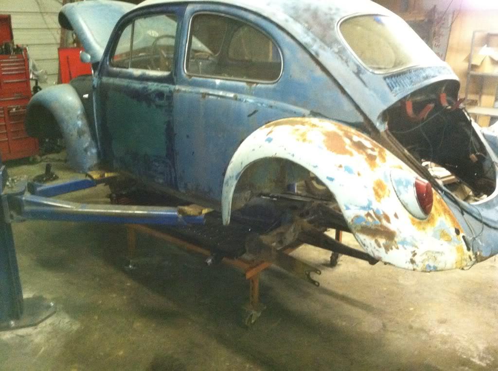 1963 Gulf Blue bug - Blue Bug III 8fcd42ac