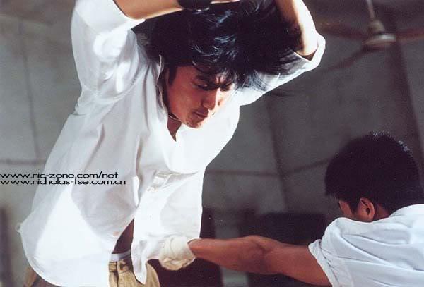[2001] Bạn học dã man | My schoolmate the barbarian | 我的野蛮同学 S7