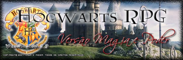 Hogwarts RPG - Versão Magia e Poder