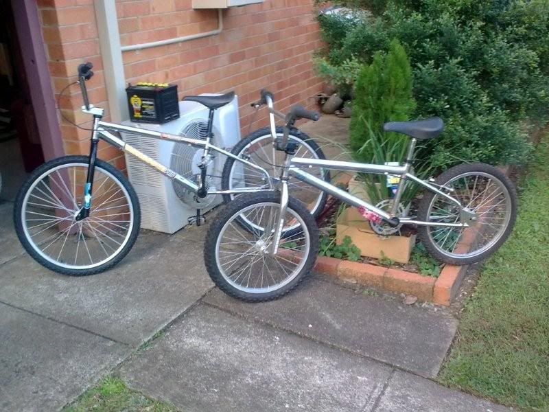 WANTED -  OLD BMX BIKES OR PARTS 08052010