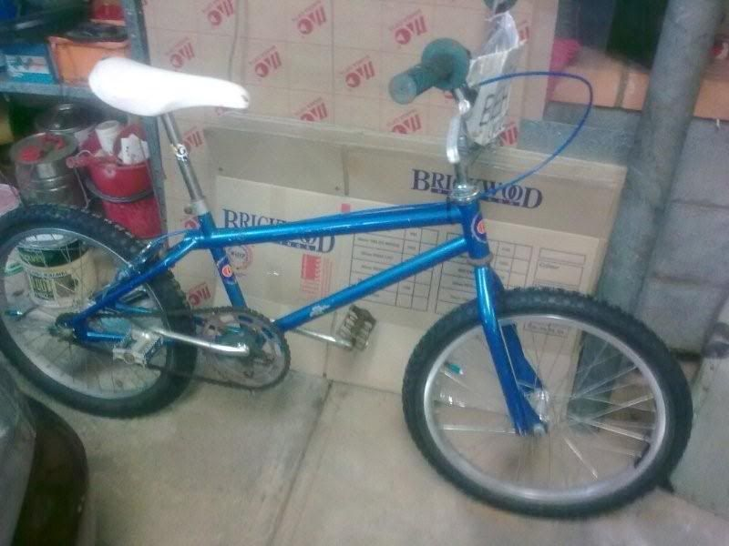 WANTED -  OLD BMX BIKES OR PARTS 31032010