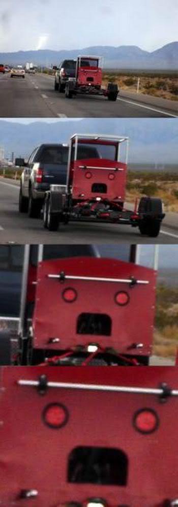 Memes Scared-truck