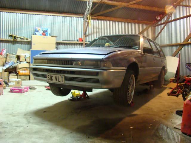 SIKVLT - SL Turbo wagon  DSC03185