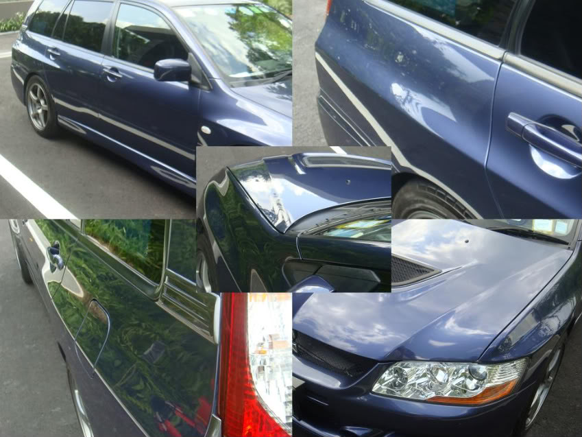 H&S Mobile Car Grooming (CarMat & LED Lighting) Evo8