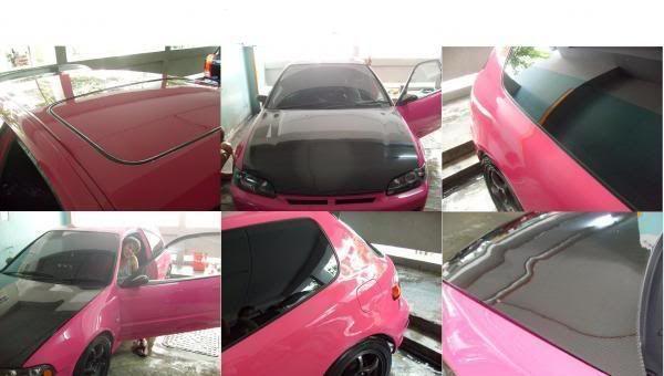 H&S Mobile Car Grooming (CarMat & LED Lighting) UHONDAEG