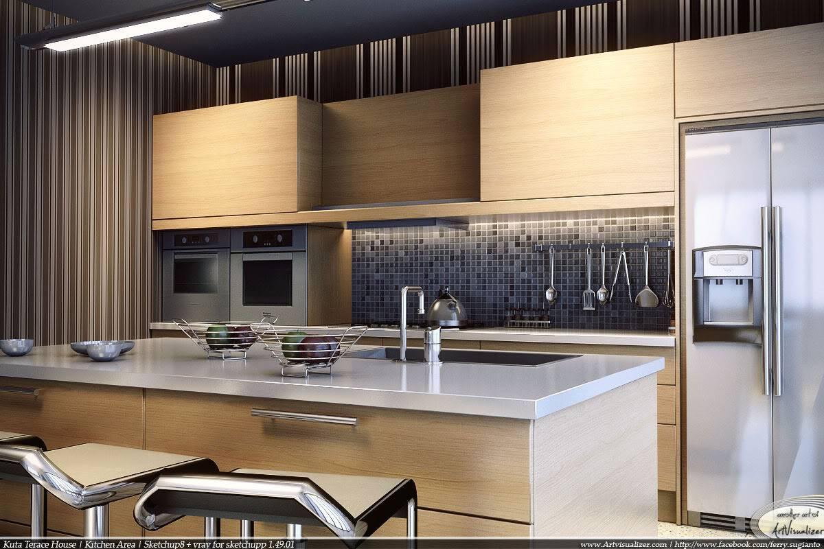 Ferry Sugianto   Gallery   Kuta_Terrace_interior_kitchen