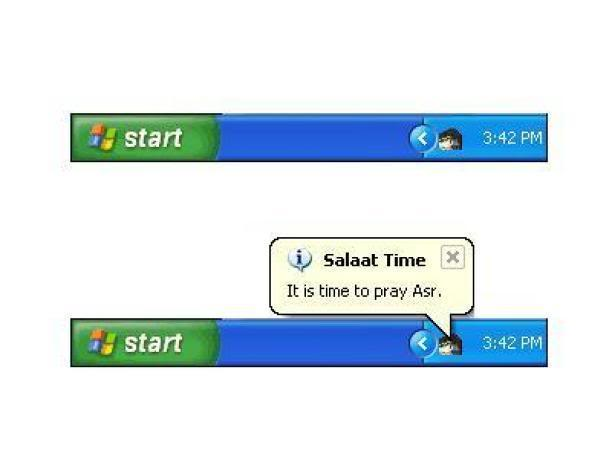 ~*~SALAT TIME~*~Prayer TIme Indication SOftware~*~ Salattime3