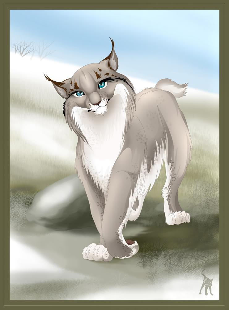 mis imagenes favoritas Lynx_by_snow_jemima