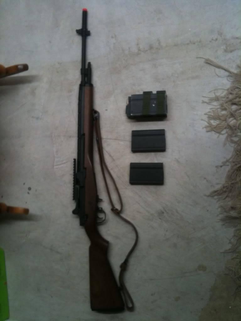 WTS Guns (cyma M14,cyma Typewriter, jg Bar-10, VFC Scar, jg mp5) Photo19