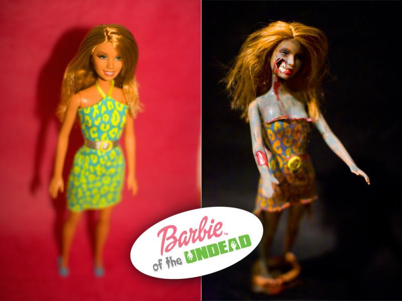 Manualidades, la Barbie zombie Barbie_of_the_undead