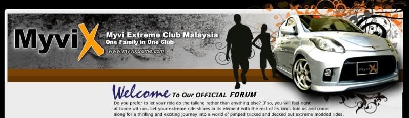 Myvi Extreme Club Malaysia