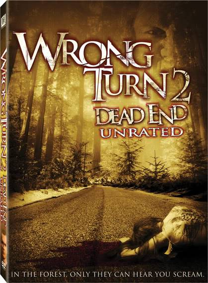 Wrong turn 2-dead end WrongTurn2