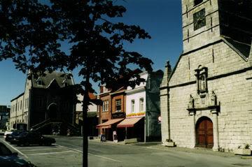 la ville de MARIEMBOURG. Place22