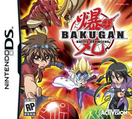 [NDS][Room 4134]Bakugan Battle Brawlers[EUR] Bakugan
