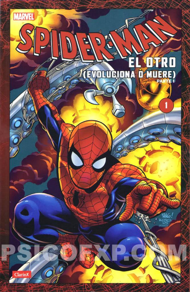[CATALOGO] Ediciones Clarín Spider-ManTomo01copy