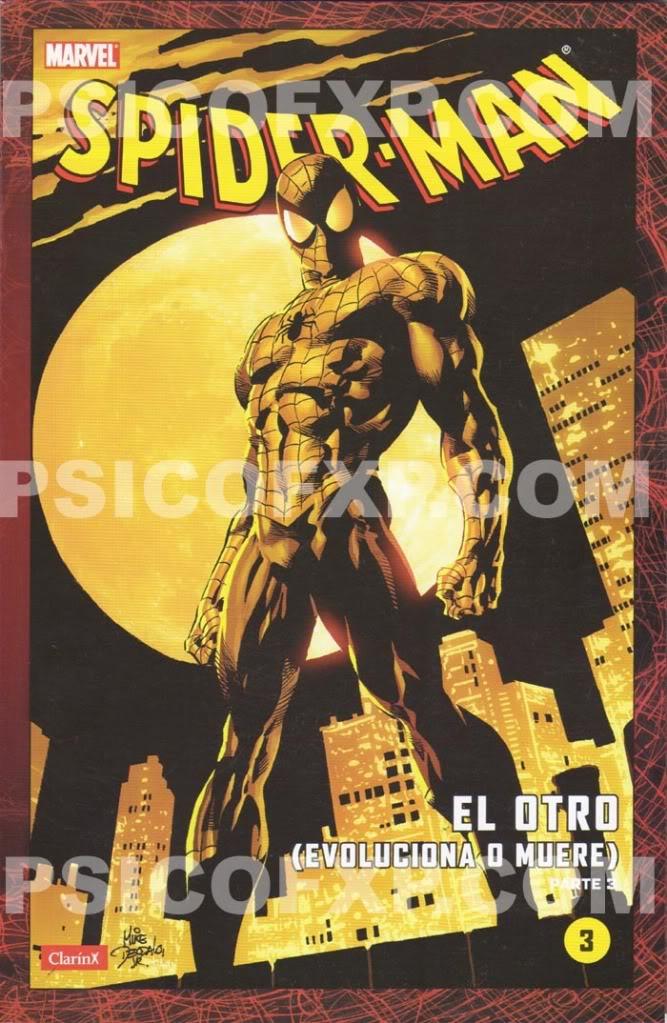 [CATALOGO] Ediciones Clarín Spider-ManTomo03