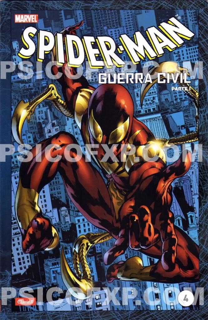 [CATALOGO] Ediciones Clarín Spider-ManTomo04