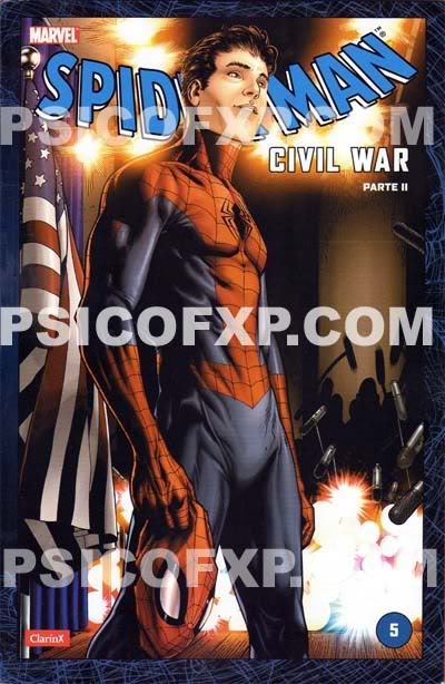[CATALOGO] Ediciones Clarín Spider-ManTomo05