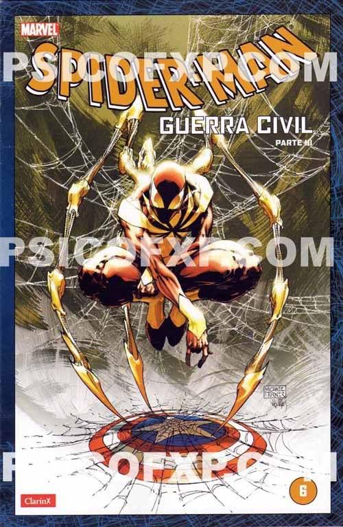 [CATALOGO] Ediciones Clarín Spider-ManTomo06