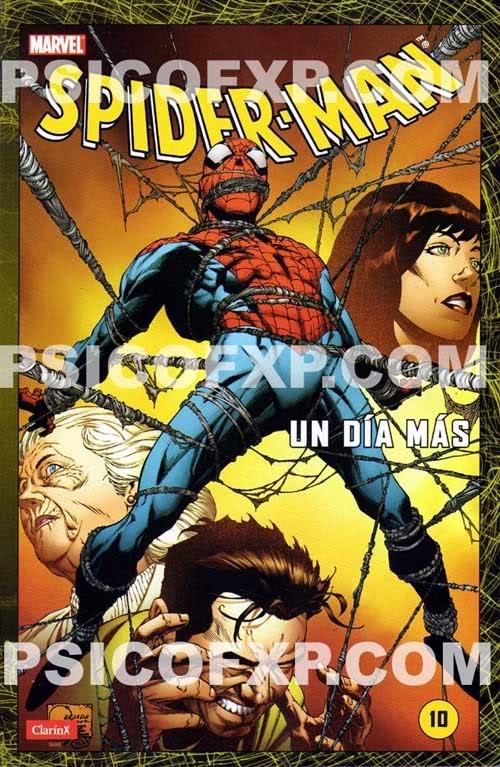 [CATALOGO] Ediciones Clarín Spider-ManTomo10b